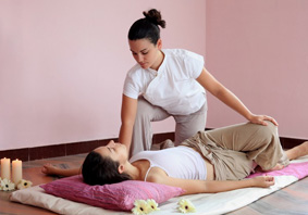 massage technique thai